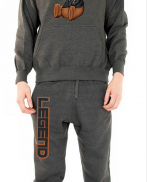 Legend Bear Sweatsuit